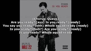 migos is you ready lyrics