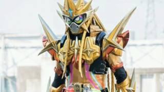 Tracklist Player Kamen Rider Ex-Aid Flash Belt Hyper Muteki