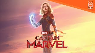 Captain Marvel Footage Released At CineEurope