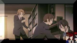 Parodia   Tener diferentes gustos en anime trae problemas【Kokoro Connect】