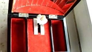Music Box Spieluhr Prince Igor Daysun Japan Fudji
