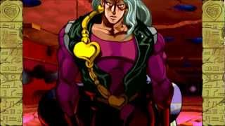 Jojo's Bizarre Adventure HD Ver. - Game Intro [PS3] ***HI-QUALITY***