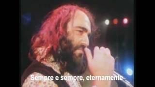 Demis Roussos - Forever and Ever (1973). Traduzido e Legendado para o Português.