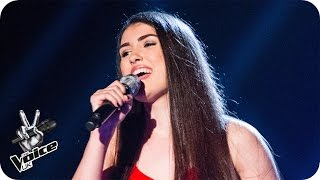 Aliesha Lobuczek performs 'Break Free' - The Voice UK 2016: Blind Auditions 4