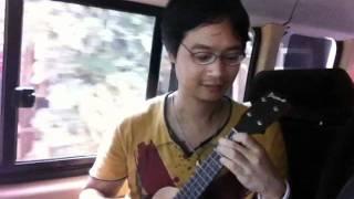 เพลงวอน [intro] the peachband [Ukulele] by Kijjaz ^^