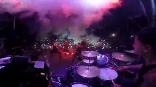"Maluma - Nadie Sabe (Live Drum Cam) Mar del Plata, Argentina - Miguel Angel Ortiz ""Titi"""