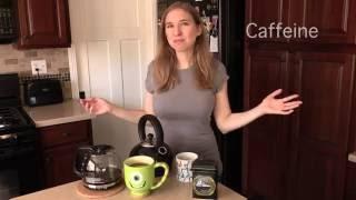 Singing Tips w/ Cynda: Caffeine