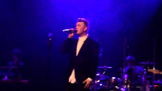 "Sam Smith ""Leave Your Lover"" Live @ Webster Hall NYC 3/24/14 2014 1080p HD (2/5)"