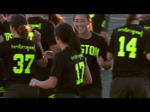 Video Thumbnail: 2018 National Championships, Women's Semifinal: Boston Brute Squad vs. Denver Molly Brown