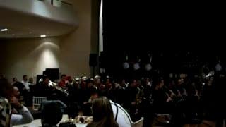 Macarenas Agrinio Band November 2009 at Megaron, Athens Concert Hall Αθηνών