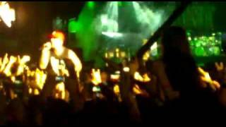 Limp Bizkit - Eat You Alive / Rock'n Coke 2011 Istanbul