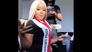 Sacramento's Stunna Girl Twerking With Detroit Rapper BandGang Lonnie Bands