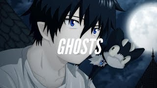 「Nightcore」- Ghosts (Jeremy Zucker)