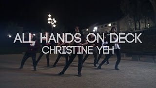 All Hands on Deck - Tinashe | Christine Yeh