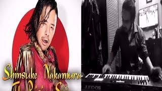 Shinsuke Nakamura - The Rising Sun WWE Theme Piano Cover 【WWE】