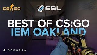 Best of CS:GO at IEM Oakland