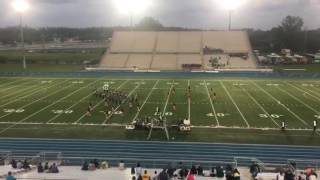 JAF Mighty Falcon Band- The Foundry- FBA 2016