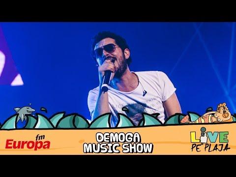 DeMoga Music Show la Europa FM Live pe Plaja 2016 - Concert Integral