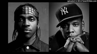 Jay z ft. pusha T drug dealer anonymous remix