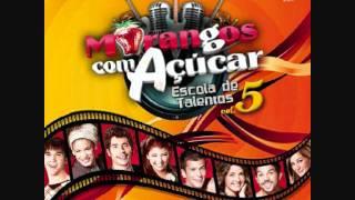 Escola de Talentos Vol. 5 - 03. Be My Baby - Anabela e Gil