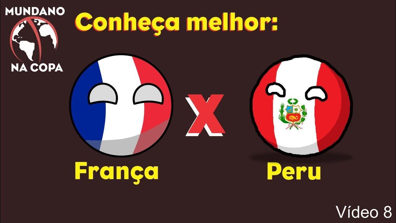Mundano na Copa #8 – França x Peru