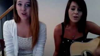Dynamite - Taio Cruz - Acoustic Cover By MeganandLiz -  (35+ Guitar Chickz Featured On 1 Channel)