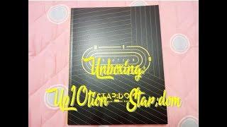 Unboxing: Up10tion 업텐션 - STAR;DOM 6th Mini Album (ITA)