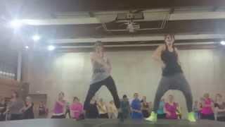 Chore zumba by Kelly & Virginie FCB - Jessy MATADOR - Zuluminati