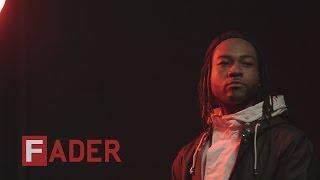 PARTYNEXTDOOR - FADER Cover Shoot
