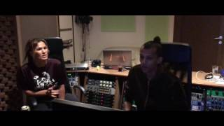 VITAA & STROMAE [Studio session]