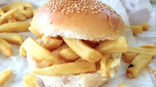 HOW TO MAKE A CHIP BUTTY - Greg's Kitchen
