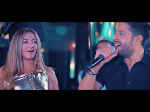 شيماء سيف & محمد كارتر  يرقصون علي اغنية اول مرة محمد حماقي و دنيا سمير غانم
