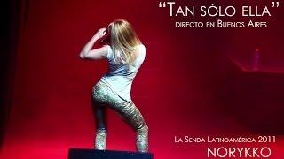 Norykko - Tan solo ella en vivo (Buenos Aires 2011)