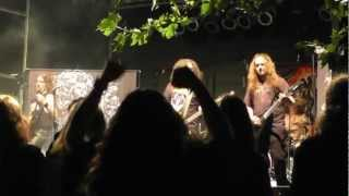 Witchburner   Execute them all Live @ Taunus Metal Open Air 2012