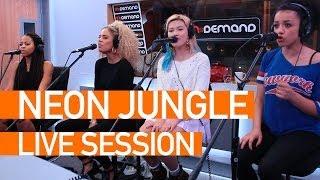 Neon Jungle - Trouble - Live Session