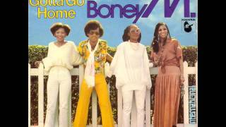 Boney M - Gotta Go Home (Extended Silly Dub) (Audio Only)