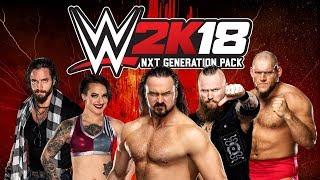 WWE 2K18: probando el nuevo DLC