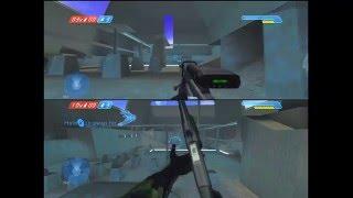 Halo 1 Shotgun Range