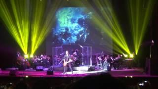 Scream Inc с симфоническим оркестром в Запорожье - Nothing else matters
