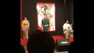 MINYO show on Nov 8, 2009 (3)