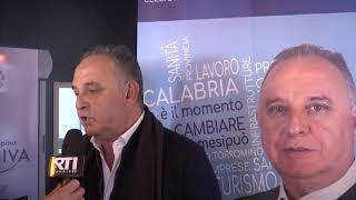 SERGIO TORROMINO CANDIDATO CON JOLE SANTELLI
