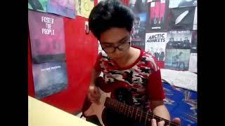 XXX TENTACION - Staring at the (Cover Guitarra Eléctrica).