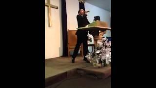 Bishop Gibson Preaching TAKE IT BACK