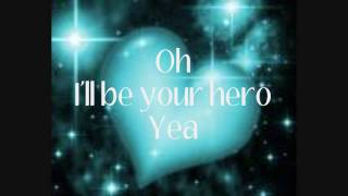 Sterling Knight-Hero [Unplugged] With Lyrics