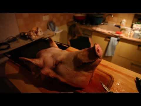 Tasty Pig's Head