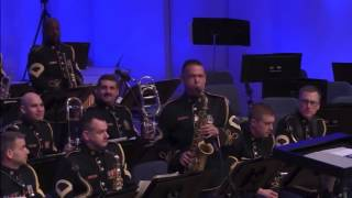 "The U.S. Army Blues, ""Cottontail"" by Duke Ellington"