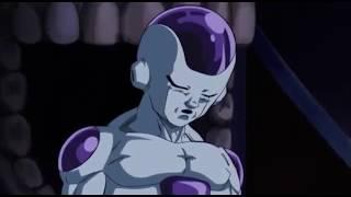 El épico saludo de Goku y Freezer   Son Goku