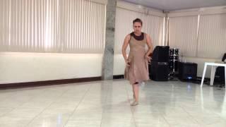 """Coreografia """"Oceans"""" Profetas da Dança -Carla Char"""