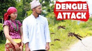 Dengue Ko Attack|Buda Vs Budi| Nepali Heart Touching Short Film| SNS Entertainment