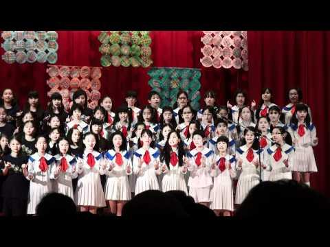 民權國小100學年度母親節展演晚會 合唱團演出曲目3--天下的媽媽都是一樣的